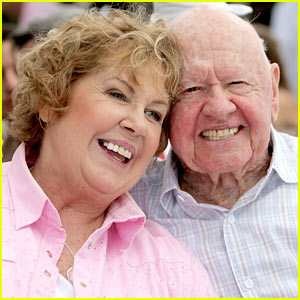 Mickey Rooney's Wife Jan Hadn't Seen Him Since Last April
