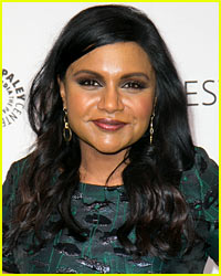 Mindy Kaling Wants to Have Two-Hour Makeout Sessions & That's It!