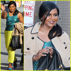 Mindy Kaling: 'It Takes A Lot of Effort to Look Like a Normal Chubby Woman'