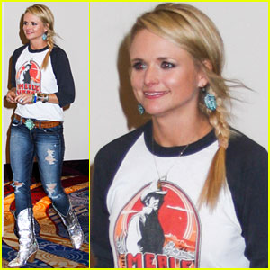 Miranda Lambert 'Totally Pumped' for Tonight's ACM Awards Performance!