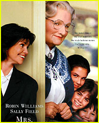 Robin Williams' 'Mrs. Doubtfire' Outplayed All Movies on Cable in 2013!