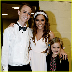 Nashville's Lennon Stella Leaves Prom Early to Sing at Concert!