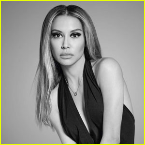 Naya Rivera Takes the Plunge for 'Da Man' Magazine!