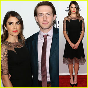 Nikki Reed's Dress Made Her Night at 'Murder of a Cat' Tribeca Fest Premiere!