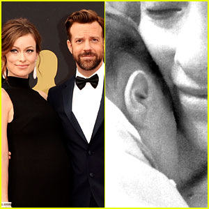 Olivia Wilde Gives Birth to Baby Boy Otis Sudeikis - First Photo!