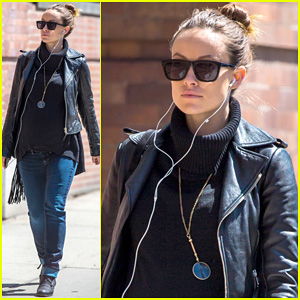 Olivia Wilde Is 'Shocked' She Did Not Go Into Labor During 'Hedwig & the Angry Inch'