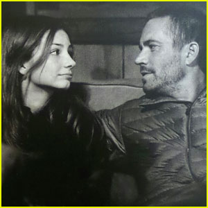 Paul Walker's Daughter Meadow Opens Social Media Accounts