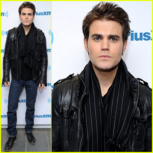 Paul Wesley Wouldn't Go Shirtless for 'Vampire Diaries' Directorial Debut!