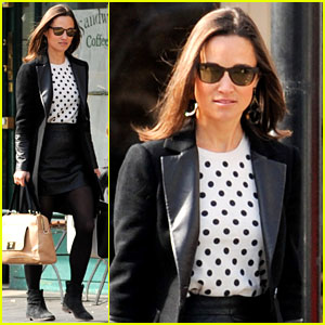 Pippa Middleton Got Herself a Crash Course in Indian Cuisine!