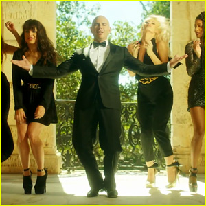 Pitbull's 'Wild Wild Love' feat. GRL: Video Premiere - Watch Now!