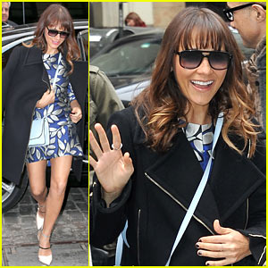 Rashida Jones Is Such a Jokester - Find Out the Advice She Gave to Adults!