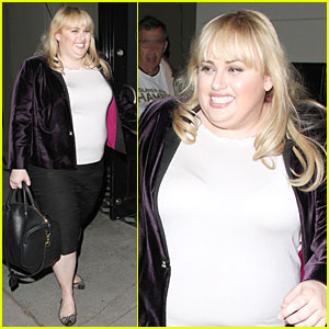 Rebel Wilson Will Graduate College in 'Pitch Perfect 2'!