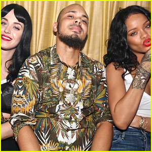 Rihanna & Katy Perry Party Together in New York City!