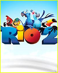 'Rio 2' Beats 'Captain America' to Top Friday's Box Office!