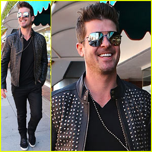 Robin Thicke: Paula Patton Loved My On-Stage Love Confessions Post Split