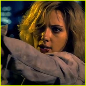 Scarlett Johansson Gets Crazy Super Powers in 'Lucy' Trailer - Watch Now!