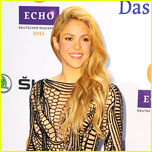 Shakira Clarifies Territorial Comments About Beau Gerard Pique!