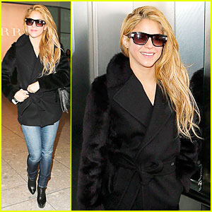 Shakira Is Beaming with Pride for Her 'Voice' Team!