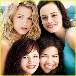 'Sisterhood of the Traveling Pants' Third Movie in the Works!