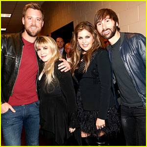 Stevie Nicks & Lady Antebellum Perform Together at ACM Awards 2014! (Video)