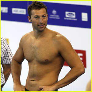 Olympic Swimmer Ian Thorpe Hospitalized with Serious Infection, Will Not Be Able to Swim Competitively