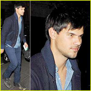 Taylor Lautner In Negotiations to Star in Indie Flick 'Run the Tide'