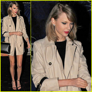 Taylor Swift Steps Out After Radio Disney Music Awards Win!