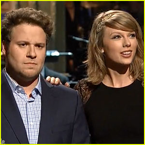 Taylor Swift Pokes Fun at Herself During Surprise 'SNL' Cameo - WATCH NOW!