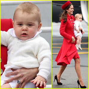 These Kate Middleton & Prince George Pics Will Melt Your Heart!