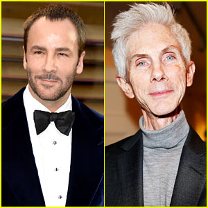 Designer Tom Ford Secretly Marries Longtime Partner Richard Buckley!