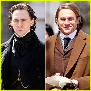 Tom Hiddleston & Charlie Hunnam Make Period Costumes Look Sexy!