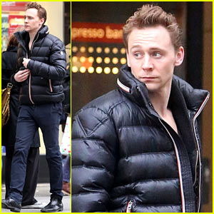 Tom Hiddleson 'Very Much' Wants to Play a Normal Character Who Wears Jeans!