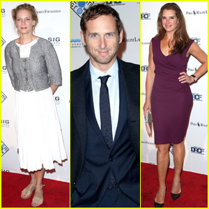 Uma Thurman & Josh Lucas Show Their Support at the Room to Grow Spring Gala!