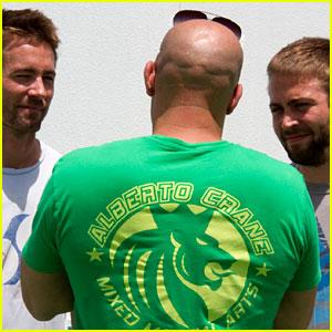 Vin Diesel Blogs About Paul Walker's Brothers Caleb & Cody