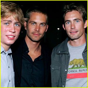 What Do Paul Walker's Brothers Look Like? See Photos Here!