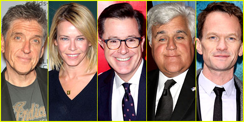 Who Should Replace David Letterman as 'Late Show' Host? Vote in Our Poll Here!