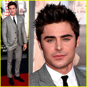 Zac Efron on 'Star Wars' Role: 'There's Irons In the Fire'!