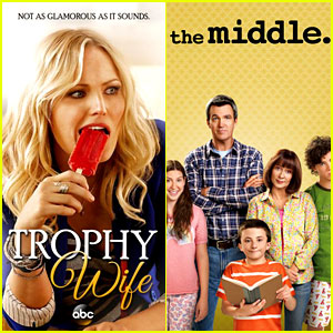 ABC Cancels Malin Akerman's 'Trophy Wife,' Renews 'The Middle'