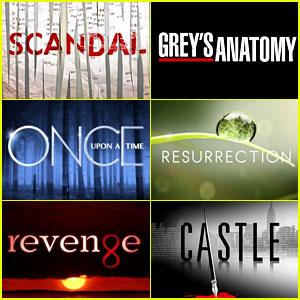 ABC Renews 'Scandal,' 'Grey's Anatomy,' & Four More Dramas!