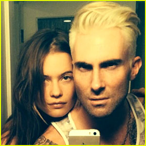 Adam Levine Dyes His Hair Bleached Blonde - See the Photo!