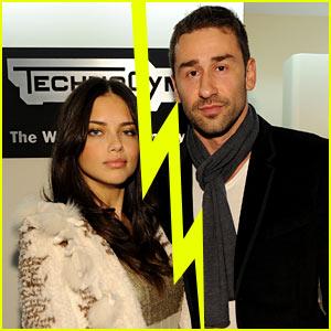 Adriana Lima & Marko Jaric Split After 5 Years of Marriage