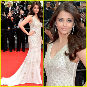Aishwarya Rai Works the Red Carpet at 'Search' Cannes Premiere!