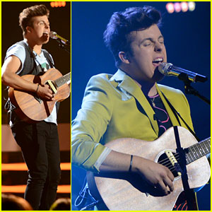 Watch Alex Preston's 'American Idol' Top 3 Performances Now!