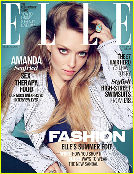 Amanda Seyfried: I'm a Victim of Wanting to Look Like a Supermodel