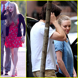Amanda Seyfried Only Washes Her Hair Every Few Days