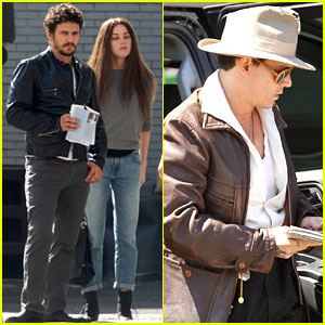 Amber Heard Gets to Work with James Franco in New York!