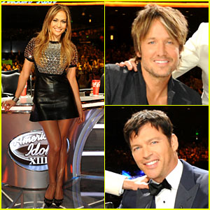 'American Idol' Judges Will All Perform on Tonight's Finale!