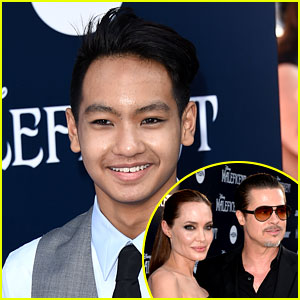 Angelina Jolie Reveals Son Maddox Has a Girlfriend! (Video)
