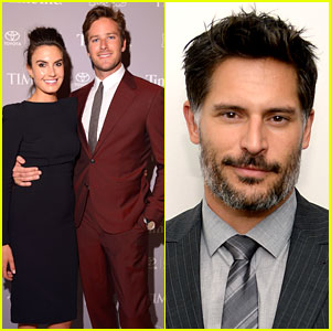 Armie Hammer & Joe Manganiello Suit Up for WHCD Weekend!