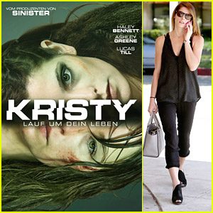 Ashley Greene: See The New International Poster for 'Kristy'!